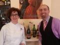 La chef Giusy con il marito Lacopo Antonello