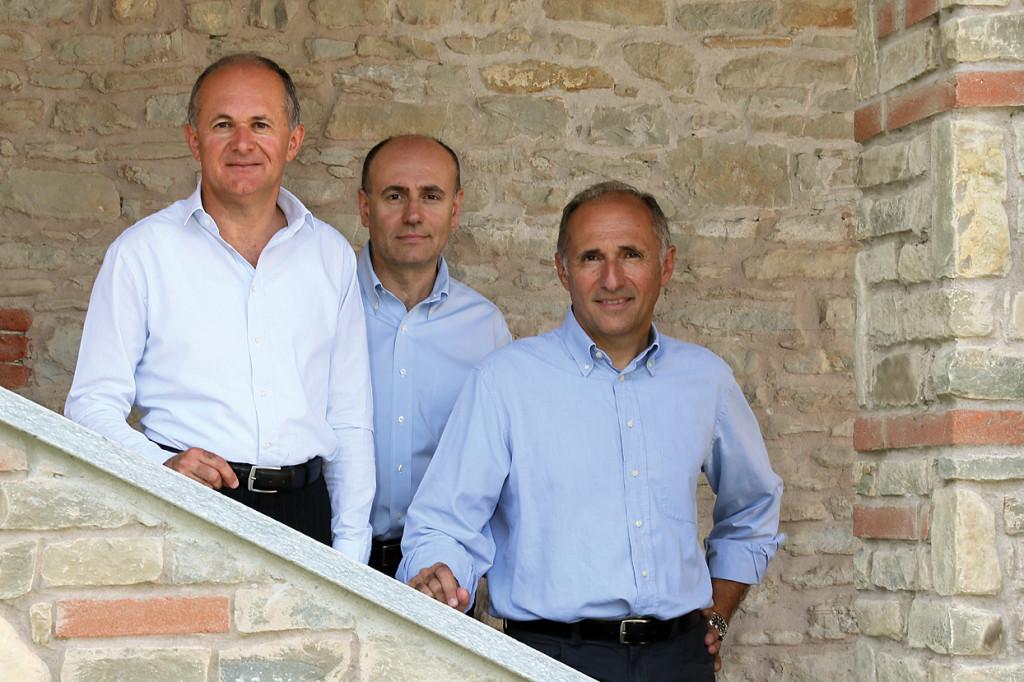 1_Toso S.p.A. - i titolari - Pietro, Massimo e Gianfranco Toso