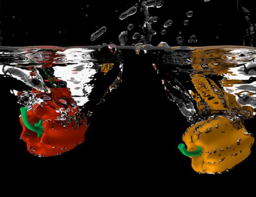 cottura in acqua